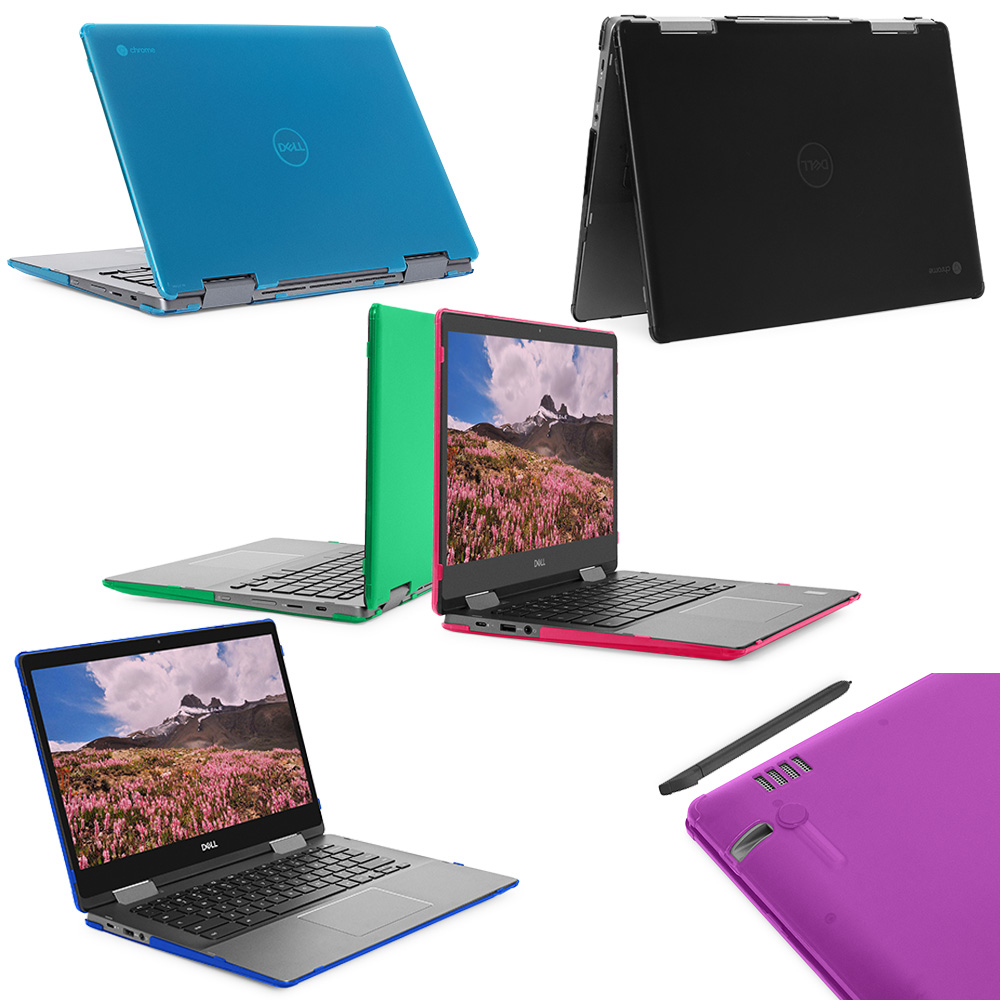 mCover Hard Shell case for 14-inch Dell Chromebook 14 7486 ( released in early 2019 )