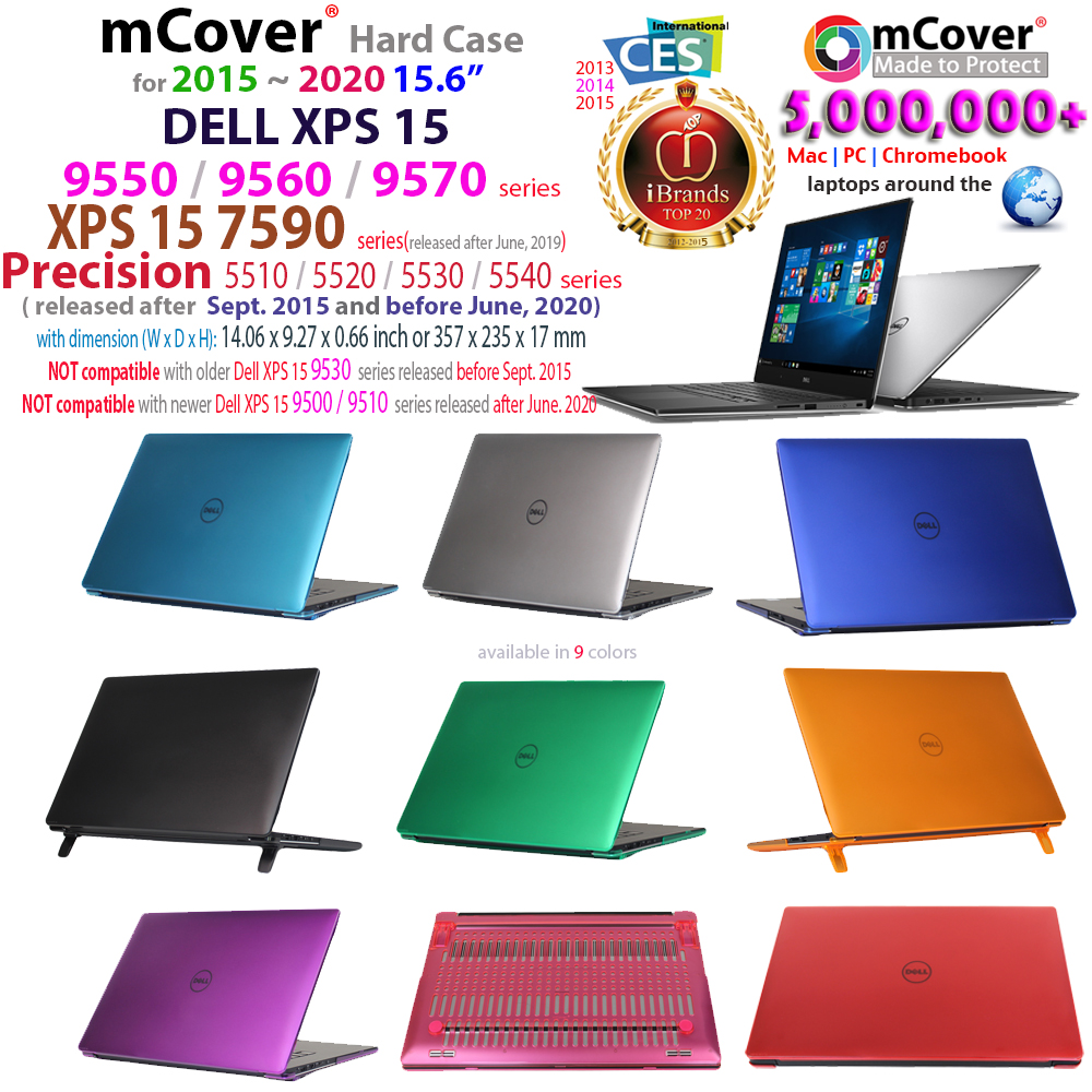 mCover® HARD Shell CASE for 15 6