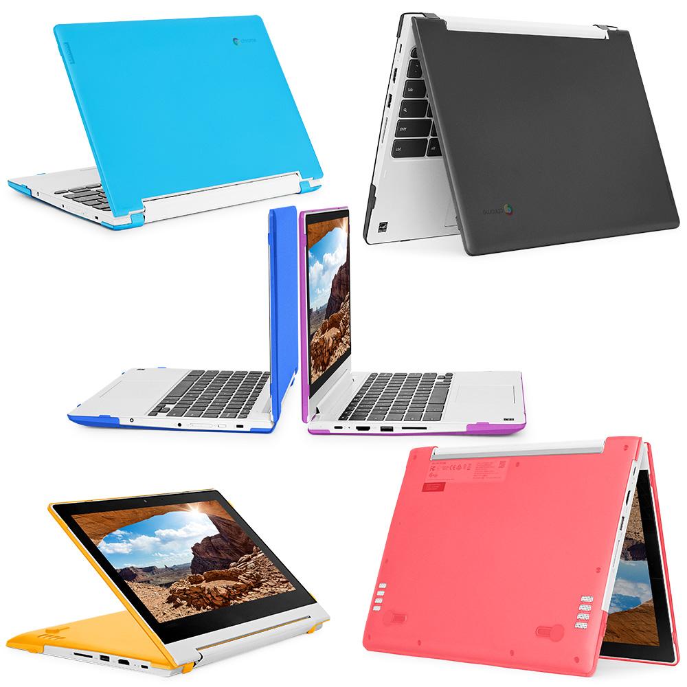 mCover Hard Shell case for Lenovo C330 series Chromebook laptop