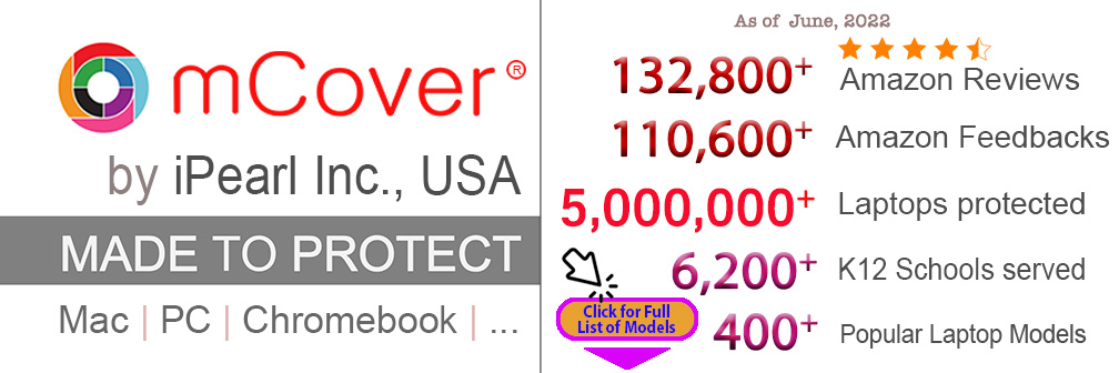 mCover made to protect